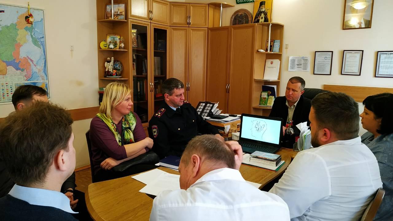 Заседание Методического совета ГБУЗ РК «Крымский Научно-практический центр наркологии»